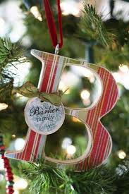 Christmas Ornaments With Initials 10 Easy Diy Christmas Ornaments Using Mod Podge Initials