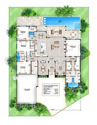 house plans with a pool indoor pool house plans with waterslide and diving board home