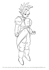 learn draw supreme kai dragon ball dragon ball
