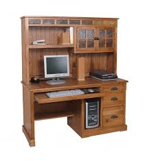 Pine Desk With Hutch Rustic Desk Wood Desk Pine Desk