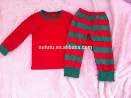 apparel suppliers boutique pajamas for toddler