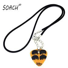 Engraved Guitar Pick Necklace Compare Prices On Customized Guitar Pick Necklace Online Shopping