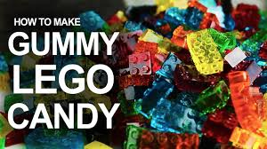 candy legos where to buy how to make lego gummy candy