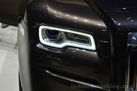 rolls royce ghost interior lights rolls royce ghost series ii india launch on nov 7