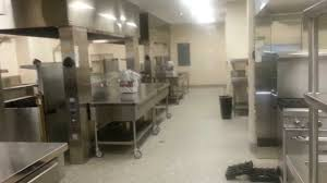 liberty hill high training kitchen this is for students