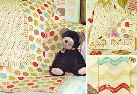 whimsy ez pre quilted baby blanket sew4home