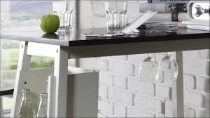 bartisch küche bartisch mit hockern für ihre küche massivum