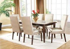 Cindy Crawford Dining Room Sets Combining Rustic Charm With Modern Updates The San Francisco