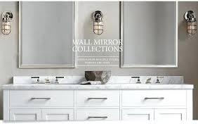 Bathroom Mirror Chrome Pivoting Bathroom Mirror Juracka Info