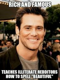 Jim Meme - i suppose jim carrey is a gg meme guy