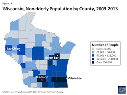 Counties In Wisconsin Map by The Wisconsin Health Care Landscape The Henry J Kaiser Family