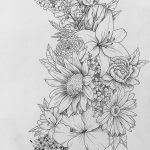images of flower tattoo designs best 25 flower tattoos ideas on