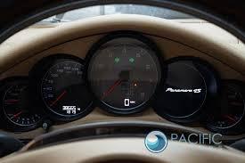 porsche panamera 2010 heated paddle shift steering wheel 970347803159j9 oem porsche