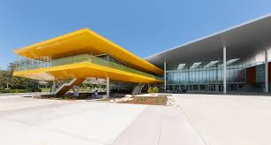 los angeles valley college completes new student center designed
