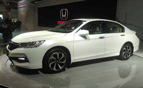 honda accord coupe india honda accord debuted at the auto expo 2016