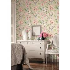 york wallcoverings casabella ii tropical floral wallpaper ba4575