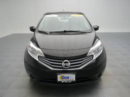 used nissan versa note pre owned 2016 nissan versa note sv hatchback cicero w31599