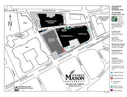 App State Campus Map by George Mason University Maplets