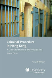 criminal procedure in hong kong a guide for students and