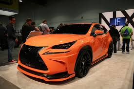 lexus nx new model 2015 cars from sema show part one openroad auto group