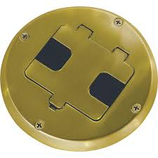 Floor Box by Hubbell Raco Floor Box Outlet Kit 6239bp Do It Best