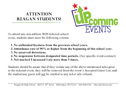 reagan ib high overview