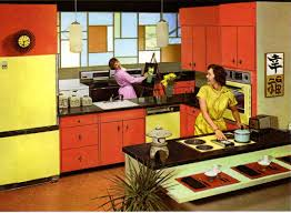 youngstown kitchen cabinets retro kitchen paint colors from 50s to early 60s geneva republic