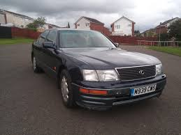 lexus cars glasgow used 1995 lexus ls 400 95 for sale in east dunbartonshire