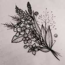tattoo flower drawings pinterest linell tattoo pinterest tattoo piercings