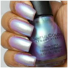 sinful colors nail polish let me go 322 beautiful duochrome
