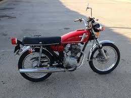 honda cb 125 photo