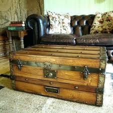 trunk coffee table diy steamer trunk coffee tables steamer trunk coffee table steamer trunk