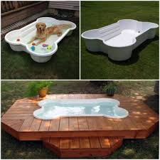 How To Create A Fire Pit In Your Backyard by Build A Diy Dog Pool To Keep Your Pup Cool Healthy Paws