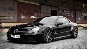 mercedes sl amg black series 2010 tc concepts mercedes sl65 amg with black series kit