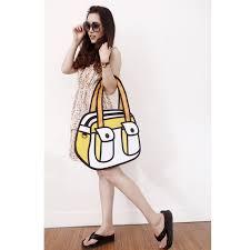 2d bag dual pocket purse 2d bags