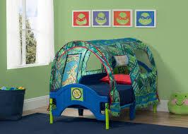 Teenage Mutant Ninja Turtles Twin Bed Set by Delta Children Nickelodeon Teenage Mutant Ninja Turtles Toddler