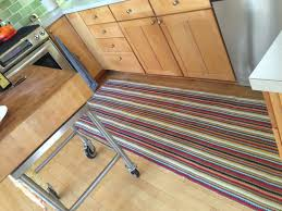 Dash And Albert Diamond by Dash And Albert Toluca Stripe Runner Looks Great In One Of Our