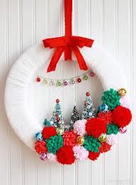 christmas wreaths to make 30 wonderful diy christmas wreaths stayglam