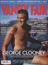 Magazine Vanity Fair October Monthly Vanity Fair Magazines Ebay