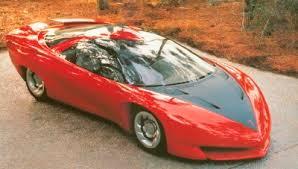 pontiac corvette concept 1988 pontiac banshee concept car howstuffworks