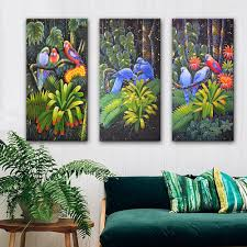 online get cheap jungle oil paintings aliexpress com alibaba group