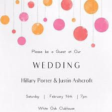wedding invatations free printable wedding invitations popsugar smart living