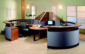 Reception Station Desk Desks And Reception Stations