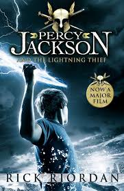 the lighting thief movie percy jackson and the lightning thief film tie in by rick riordan