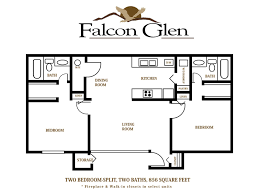 2 bedroom floor plan 2 bedroom 2 bath floor plans homes floor plans