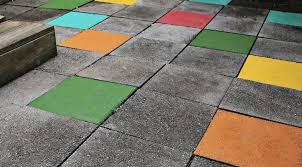 painting concrete patios