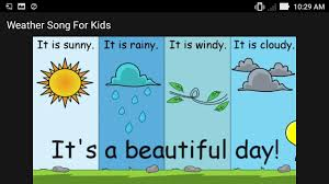 weather kids song offline android apps on google play