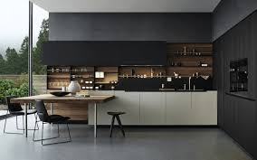 Kitchen Island With Open Shelves Kitchen Minimalist Outdoor View Kitchen Nice Dining Sets Base