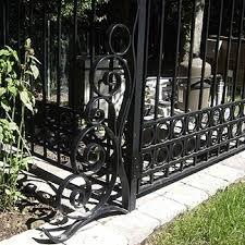 gallery of wrought iron gates fences wrought iron railings