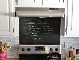 Paint Kitchen Tiles Backsplash Chalkboard Paint Kitchen Backsplash Inspirations Also Diy Picture